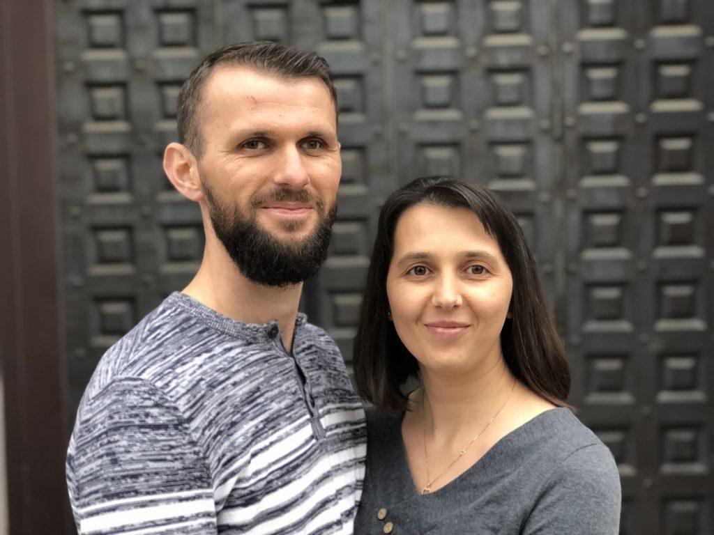 Alex and Yuliya Boychenko